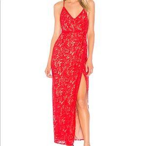 NBD Georgia Gown Maxi Dress
